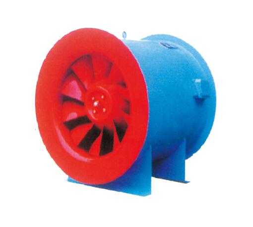 SWF(HL3-2A)系列高效低噪聲混流風機