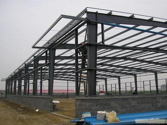 天城鋼結構廠房