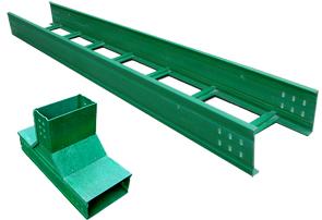 梯形橋架3