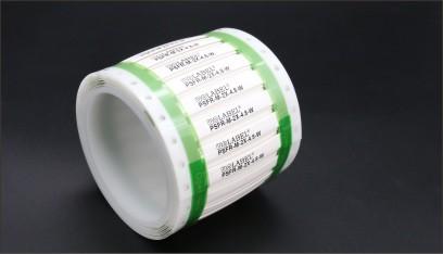 PSFR高溫熱縮標識管由阻燃型輻照交聯聚偏氟乙烯(PVDF)制成,專為高溫使用環境或需要抵御燃油、潤滑劑、清潔劑侵蝕的苛刻環境的線號標識而設計。亦是用于對低真空揮發很高要求的場所的理想產品。產品超薄壁厚,具有連續型和貼合型產品,均可直接打印,使用時只需使用熱風槍將標識管收縮到線纜上,即可得到永久標識。
