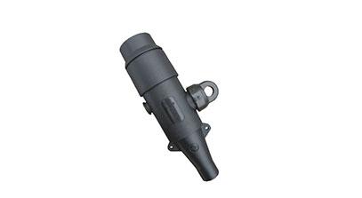 歐式250A直型插頭  產品接口符合標準EN50180-50181中A型套管設計。