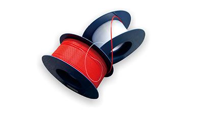 WF—耐高溫聚四氟乙烯套管  采用進口聚四氟乙烯(俗稱塑料王)樹脂,壓燒結而成。具有優異的電絕緣、高阻燃和自潤滑性能,耐超高溫度和化學劑,耐幾乎所有油和化學品。廣泛應用于汽車、軍工、航空航天等領域。