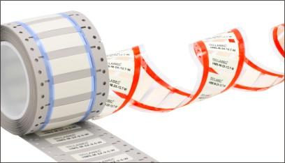 HMS—高溫耐油標識管  專為長期在高溫、觸油環境的線纜永久標識而設計。HMS標識管具有優異的耐油性,可應用于有機溶劑、常規燃油、潤滑油等惡劣環境,并為線纜提供優異的電絕緣保護和防機械沖擊保護,是航空、鐵路、建筑設施的理想線纜標識產品。