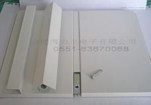 博時機房彩鋼板的設備與生產