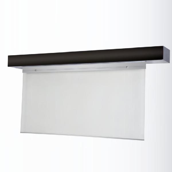固定式單片銫鉀防火玻璃擋煙垂壁