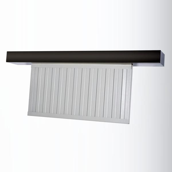 固定式鋼板擋煙垂壁