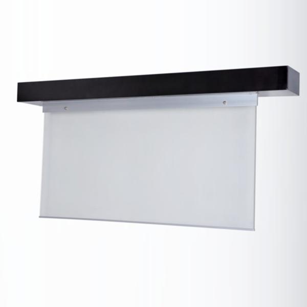 固定式雙層夾膠玻璃擋煙垂壁