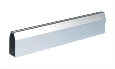 柔性擋煙垂壁鋁底梁