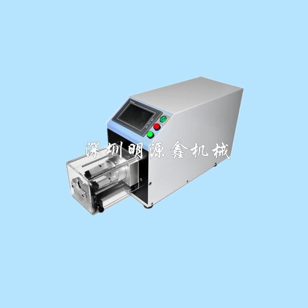 MYX-6806半自動同軸線剝線機