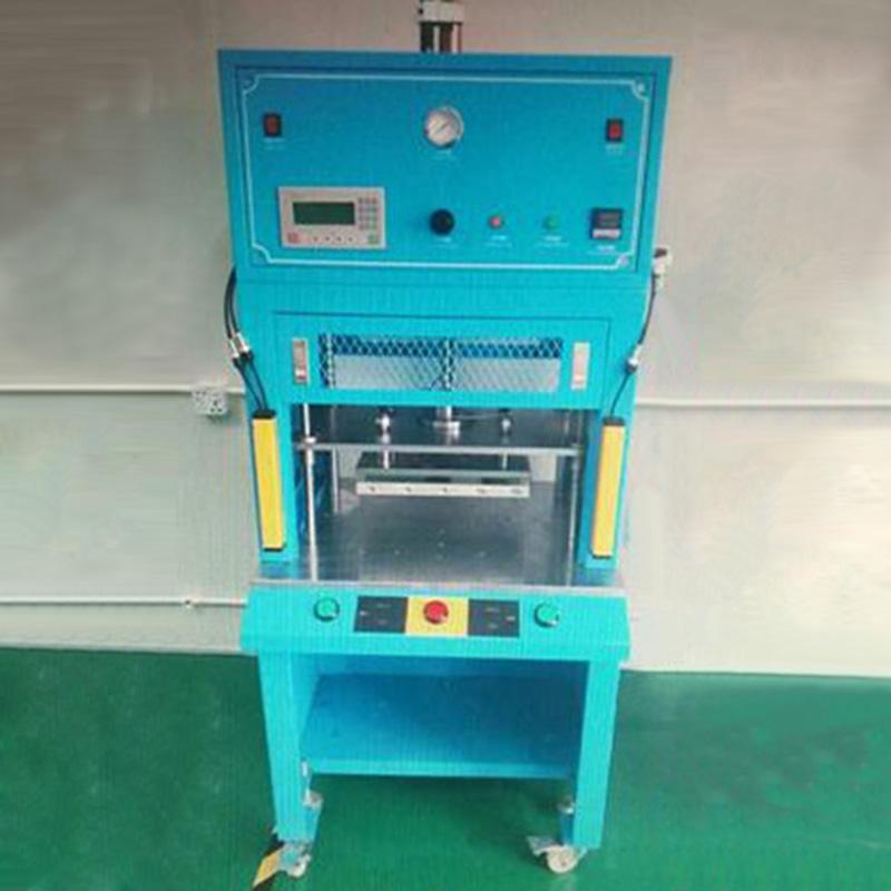 四柱数字型热熔机