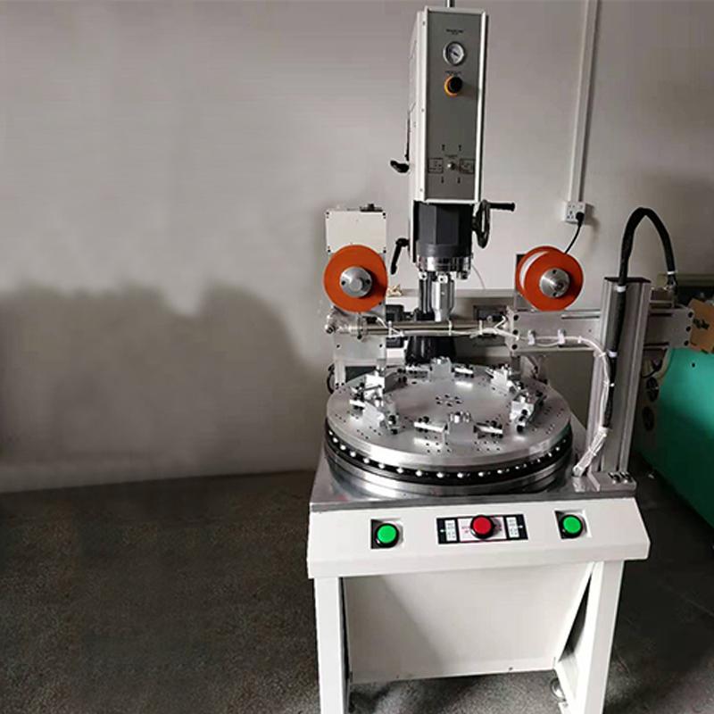 超声波转盘机