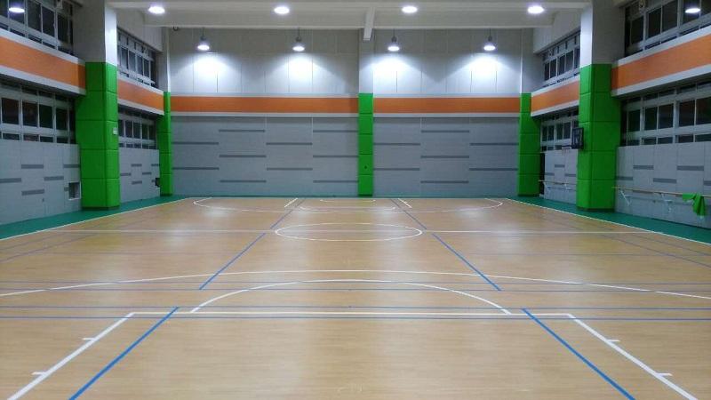 红花山小学体育馆
