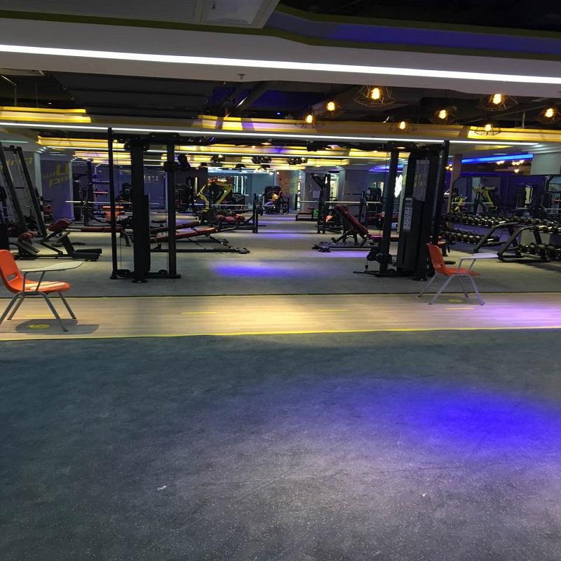 中山某国际健身俱乐部