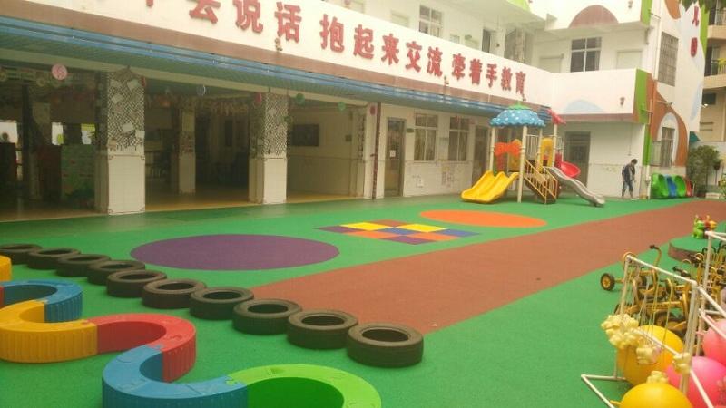 深圳沙井某中心幼儿园