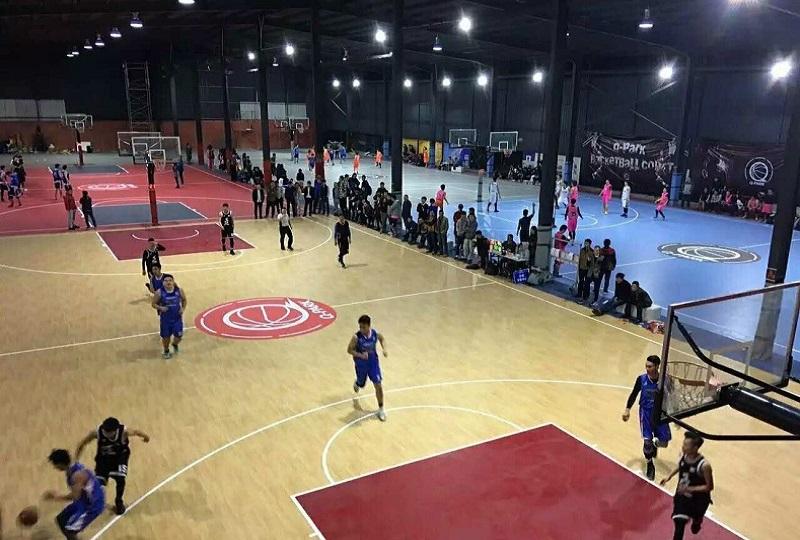 深圳北环篮球馆