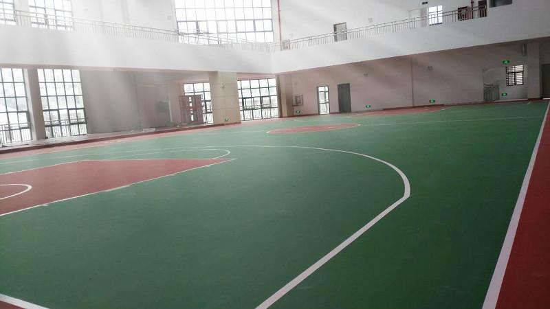 深圳某学校室内体育馆二