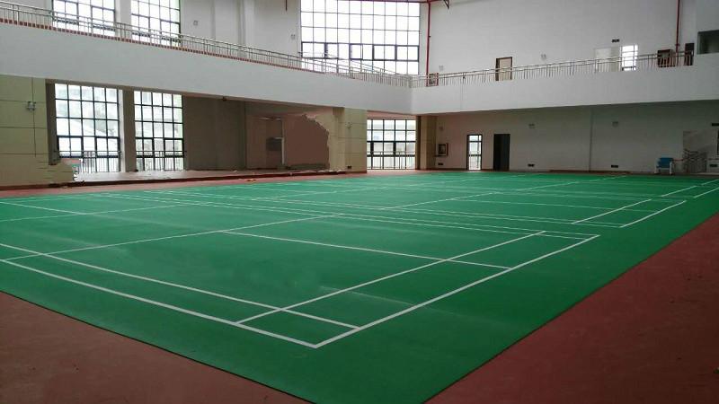 深圳某学校室内体育馆一