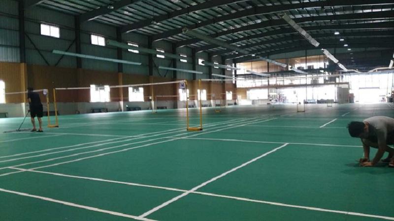 惠阳某体育运动公园