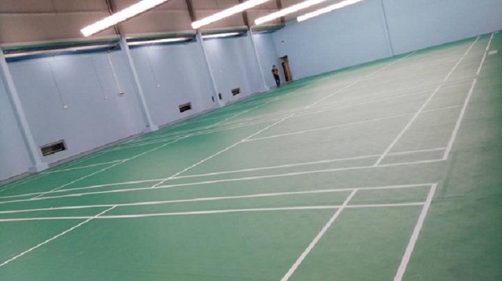 五联羽毛球馆