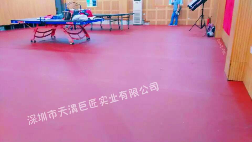 盛平学校兵乓球馆