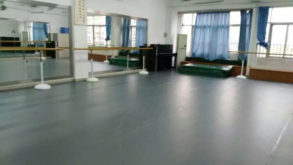 龙岗中等专业学校舞蹈房