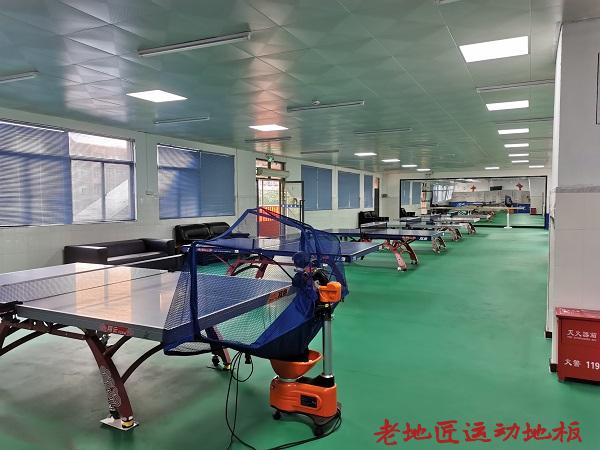 松坪学校乒乓球中心