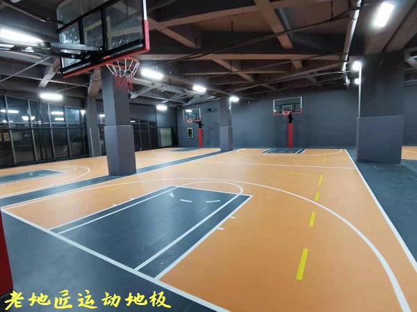 大生少儿篮球中心